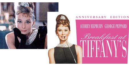 Breakfast at Tiffany's Necklace