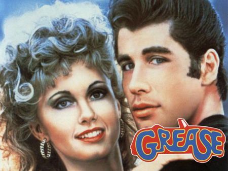 Sandy's Hoop Earrings - Grease